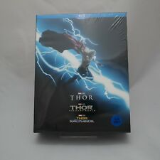 Thor 3 Movie Collection (2018, Blu-ray) Trilogy Box Set / Korean Edition