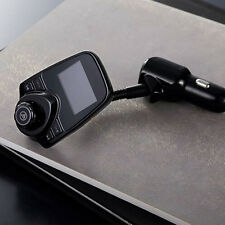 Wireless Bluetooth FM Transmitter Car Suv Handsfree Phone MP3 Player USB Charger