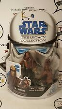 Star Wars Legacy Collection Trinto Duaba & Dice Ibegon (Lot A)