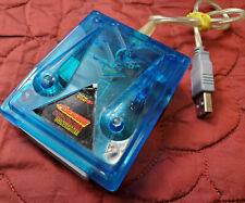 XK-PC2004 N64 PlayStation USB Blue ADAPTER For PSX & N64 Nintendo Converter Used