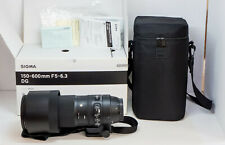 Sigma 150-600mm f/5-6.3 Contemporary DG OS HSM Lens for Canon EF mount
