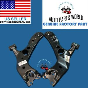 NEW GENUINE OEM TOYOTA 2006-2012 RAV4 RIGHT & LEFT FRONT LOWER CONTROL ARM SET