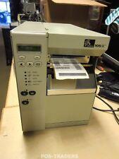 Zebra 105SL DT/TT Thermo LabelDrucker LAN Serial 203dpi 10500-200E-0070 ORIG BOX