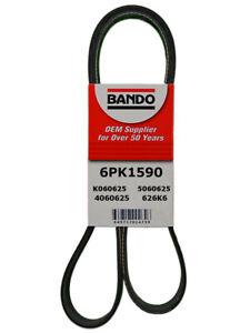 Serpentine Belt Bando 6PK1590