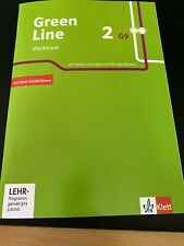 Green Line 2 G9. Workbook mit Lösungen