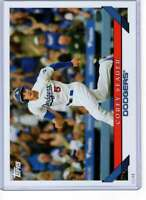 Corey Seager 2019 Topps Archives 5x7 #267 /49 Dodgers