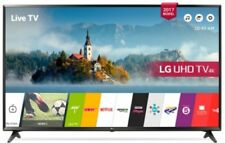 "LG Tv LED 43"" Panel IPS UHD 4K, HDRx3, Smart TV webOS 3.5, Nº serie: 43UJ630V"