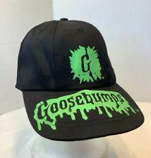 Vintage Youth Goosebumps Snapback Cap Hat Adjustable RL Stine