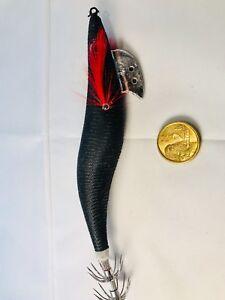 Master Pro Quality PURE BLACK  4.0 gram squid jig Pure Proven Squid Catchers