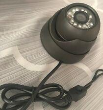 Dome IR Security Camera, 700TVL Sony Effio IR LED AP-E700 Black