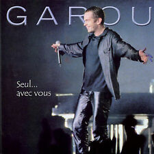 CD Seul...avec Vous by Garou (CD, Nov-2001, Sony) NEW