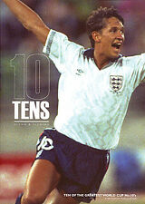 10 Tens - Ten of the Greatest FIFA World Cup Strikers - Football - Soccer book