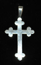 Serbian SS Plain Cross