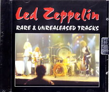 LED ZEPPELIN - Rare & Unrealeased Tracks CD SEALED (only Italy) Very RARE