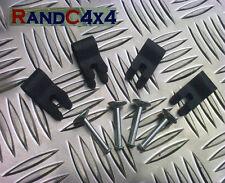 SMN000010 Land Rover Freelander rear brake shoe retainer pins & spring clip kit