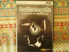 TRAITORS GATE PC AVENTURA GRAFICA 4 CD ROM DESCATALOGADO COLECCIONISTAS