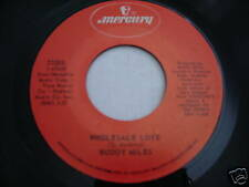 Buddy Miles Wholesale Love Original 1971 45rpm VG++