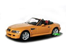 Bmw z3 M Roadster 1997-2000 kyalamiorange/Minichamps 1:43