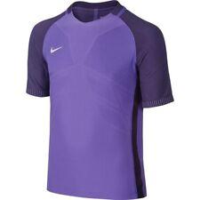 Nike Aeroswift Strike football training jersey - purple adult S