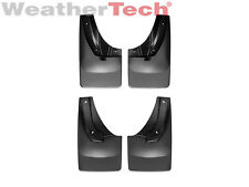WeatherTech No-Drill MudFlaps for Dodge Ram 2500/3500 2014-2018 Full Set