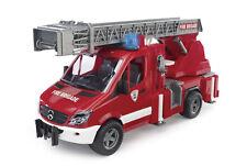 Bruder MB Sprinter Feuerwehr mit Licht & Sound  2532 Spielzeug  #brandtoys