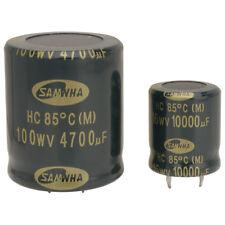 Samwha HC2A478M35040HA 4700uf 100 V 85deg HC Snap-in Condensateur