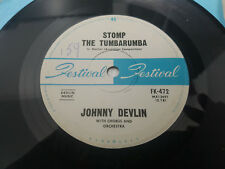 STOMP THE TUMBARUMBA // JOHNNY DEVLIN OZ SURF BEE GEES PARLOPHONE 1963