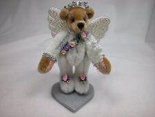 """World of Miniature Bears 2.75"""" Velvet Bear Shimmer #1122 CLOSING"""