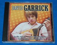 David Garrick by David Garrick CD, Complete & Tested