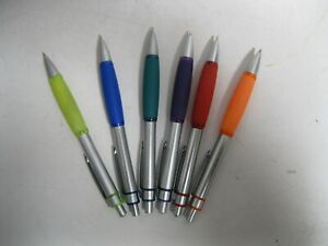 Mechanical Pencil 0.7mm Lead  with comfortable finger grip on different color