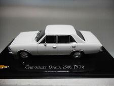 CHV 21 CHEVROLET OPALA 2500 1970 BRASIL SALVAT 1/43