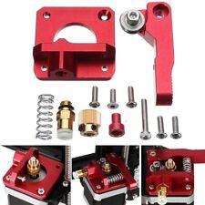 1 Kit Red Metal Extruder MK8 CR-10 / 10S Aluminium Für Creality 3D Drucker Ender