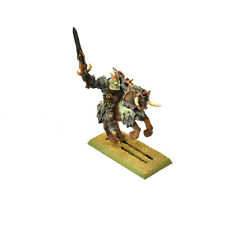 WARRIORS OF CHAOS converted classic archaon METAL Nurgle #1 PAINTED Fantasy