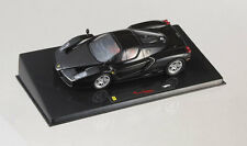 Ferrari F140 Enzo Black Hot Wheels Elite 1:43 Model P9936 MATTEL
