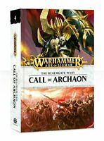Warhammer Call of Archaon - Couverture rigide - VO-Anglais - Comme neuf