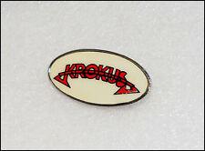 Krokus Vintage 80's Pin Badge