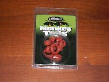 New Mathews Monkey Tail Dampers- Red - 4 Monkey Tail String Dampeners