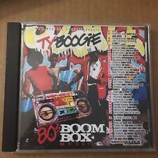 DJ TY Boogie 80's Boom Box Music NYC Old School Throwback Mixtape Mix CD Hip Hop
