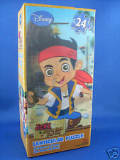 DISNEY Jake & The Neverland Pirates LENTICULAR PUZZLE Boxed NEW - in Australia