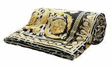 "Versace Barocco Animalier King Size Comforter  110.3"" x 110.3"""