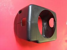 1994-2001 DODGE RAM 1500 2500 3500 STEERING COLUMN COVER SHROUD TRIM BLACK USED!