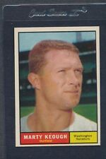 1961 Topps #146 Marty Keough Senators EX/MT *3422