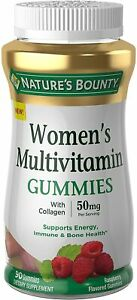 Women Multivitamin by Nature's Bounty, Vitamin Supplements for Adults, Fruit...