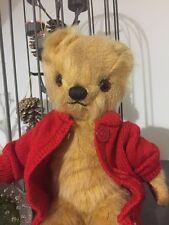 """1950s Antique British Chad Valley Old Teddy Bear """"Sammy"""""""