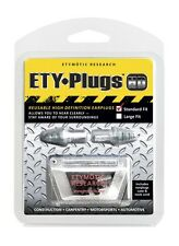 Etymotic Ety Plugs HD High Definition Safety Earplugs | Standard Size | Pair