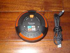 Panasonic Wireless Speaker Splash And Dustproof Bluetooth Orange SC-NT10