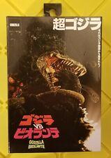 NECA Godzilla vs Biollante ?89 Godzilla Target Exclusive figure Rare monsterarts