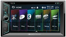 "Soundstream VR624B 2-din Aptix Source Unit W/ Bluetooth & 6.2"" Lcd"