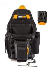 bolsa Mochila pequeña de electricista bolsillo para herramientas