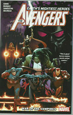 AVENGERS: WAR OF THE VAMPIRES VOL 3 BY AARON & ~ MARVEL TPB NEW